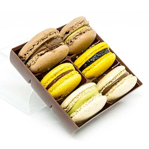 Macarons aromatizzati