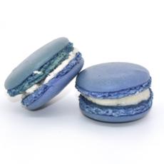 Macarons azzurri