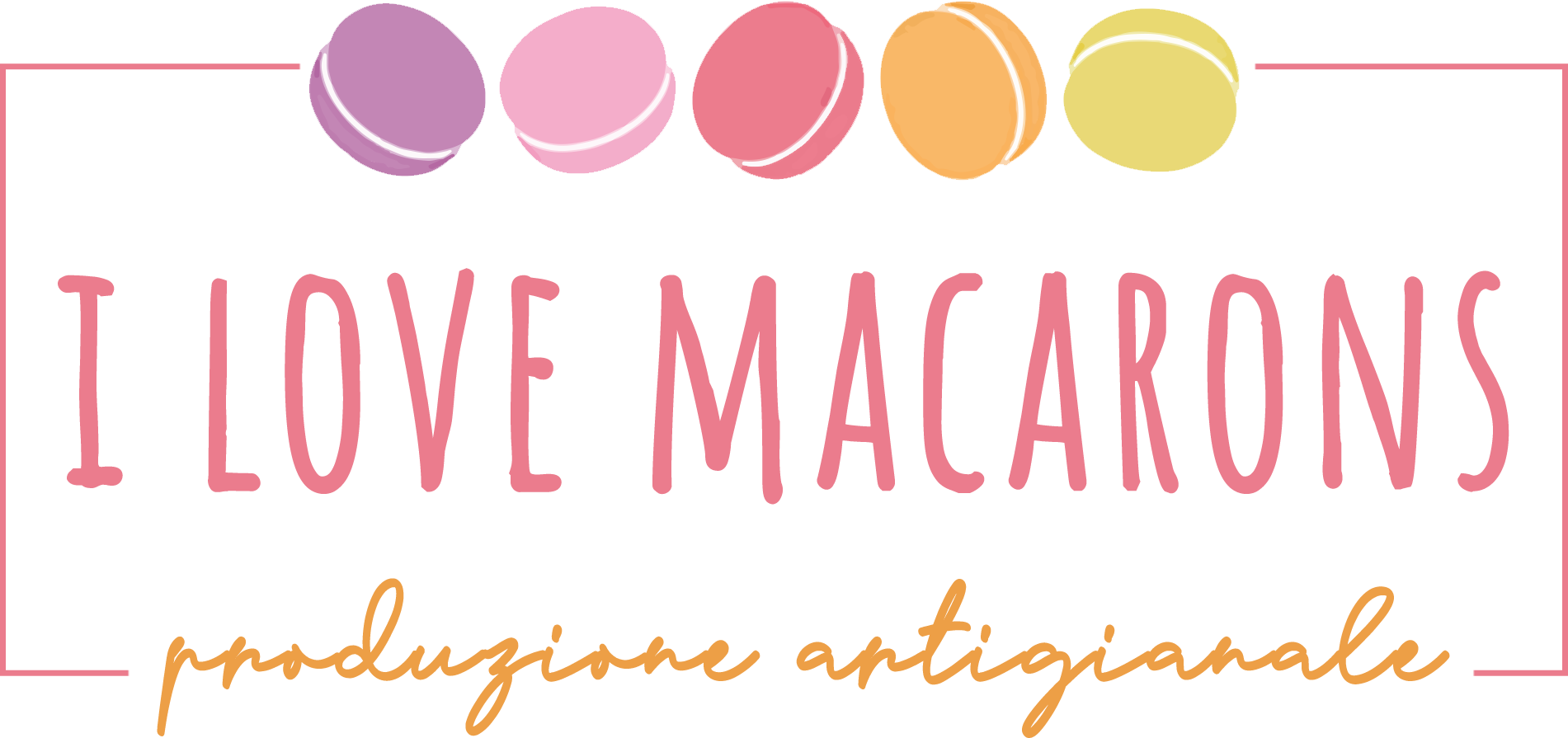 i love macarons logo