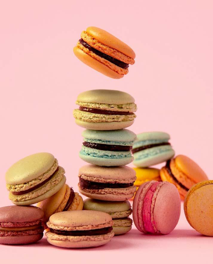 I love macarons - compra online macarons artigianali